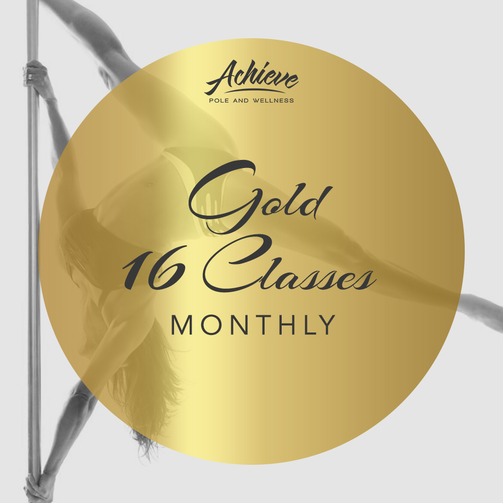 GOLD Mthly 16 Classes a Mth