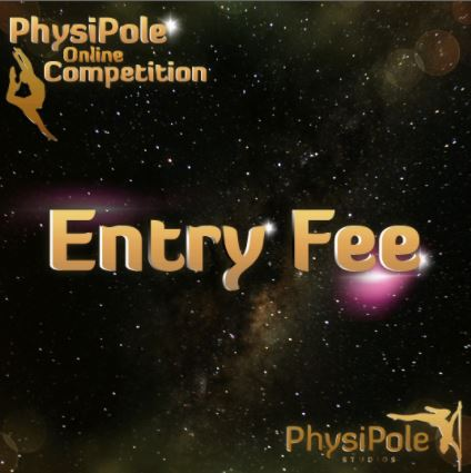 PhysiPole Online Competition Entry Fee