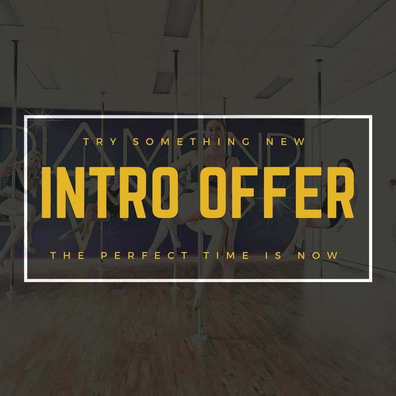 Intro Offer
