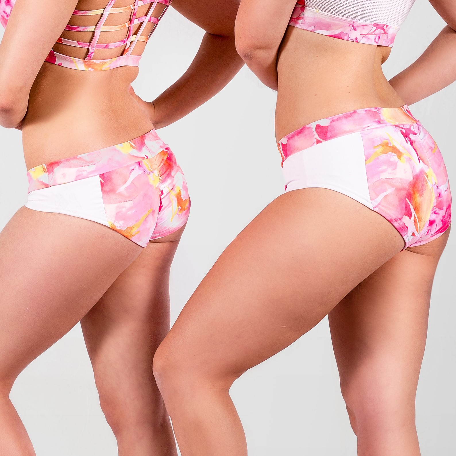 PhysiPole Creatures Shorts Summer