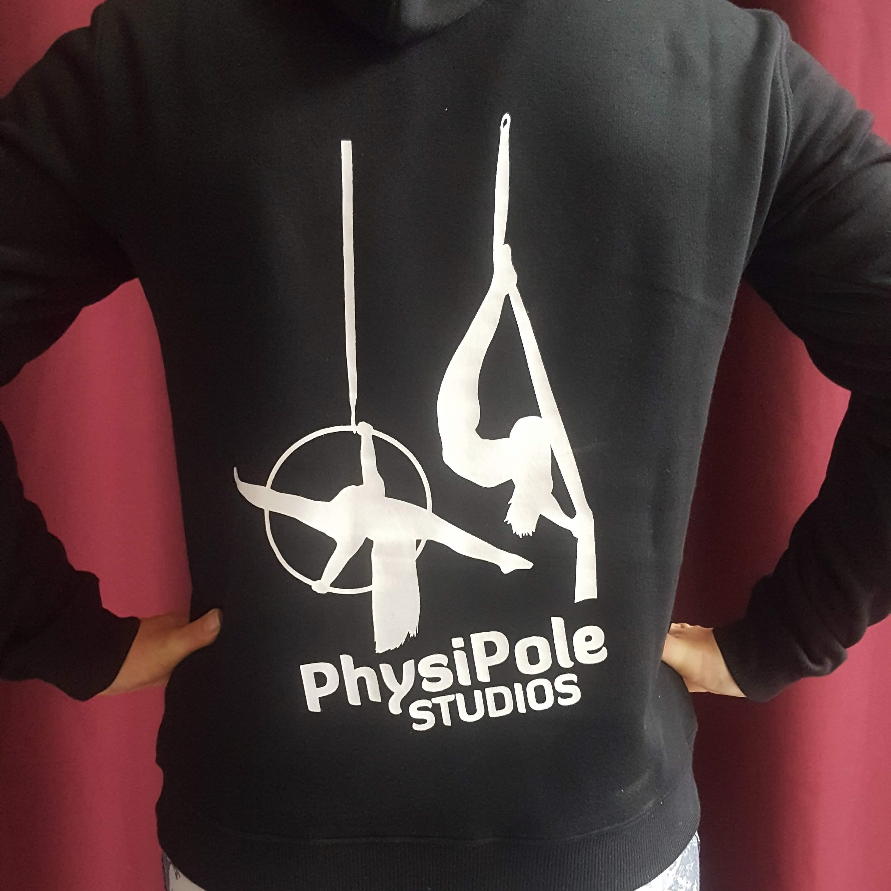 PhysiPole Aerials Hoodie