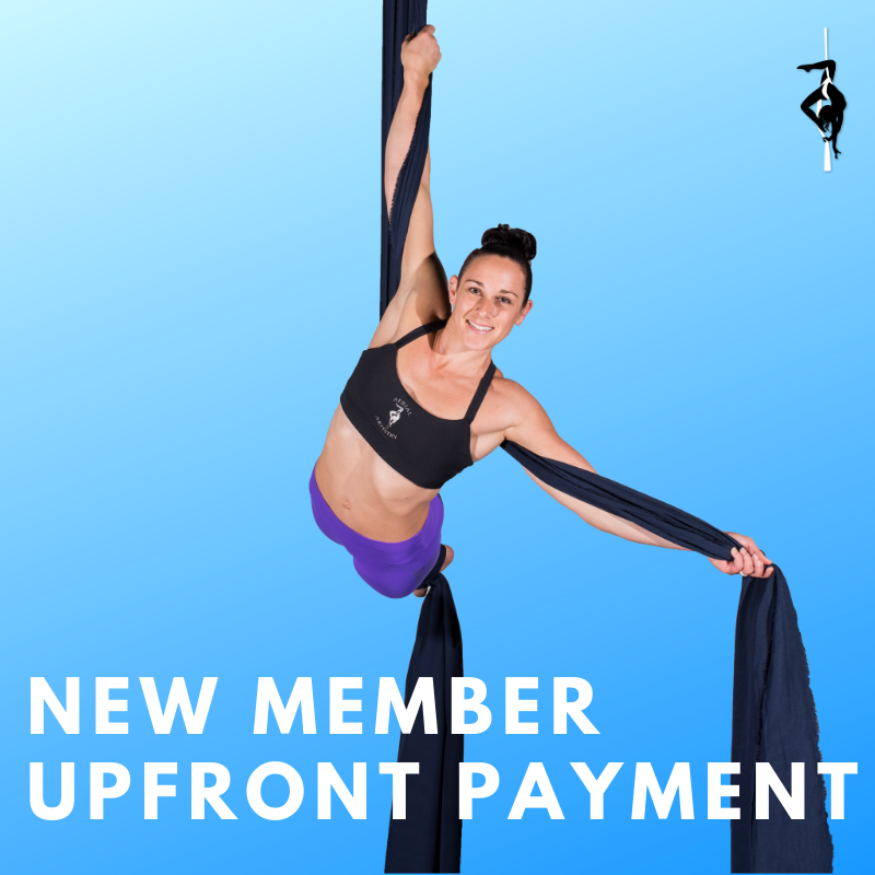 S2 New Member Upfront Payment
